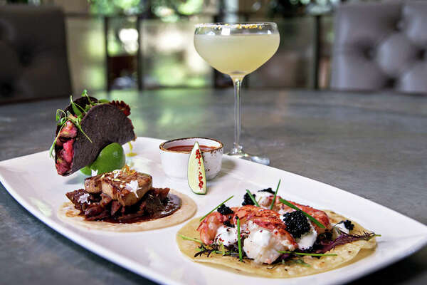 Café on the Green at the Four Seasons Resort and Club in Dallas will offer this $100 dish, including three tacos and a margarita, throughout the month of October. Twenty percent of funds will be donated to the Irving Healthcare Foundation.