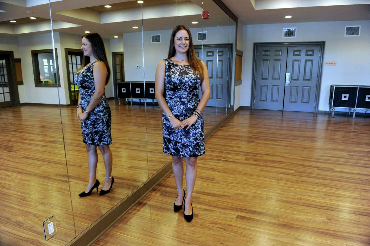 Christina Dufour, founder and director of The Carnelian Connection, talks about her business that brings fitness services to condo clubhouses, country club fitness room settings and corporate work.