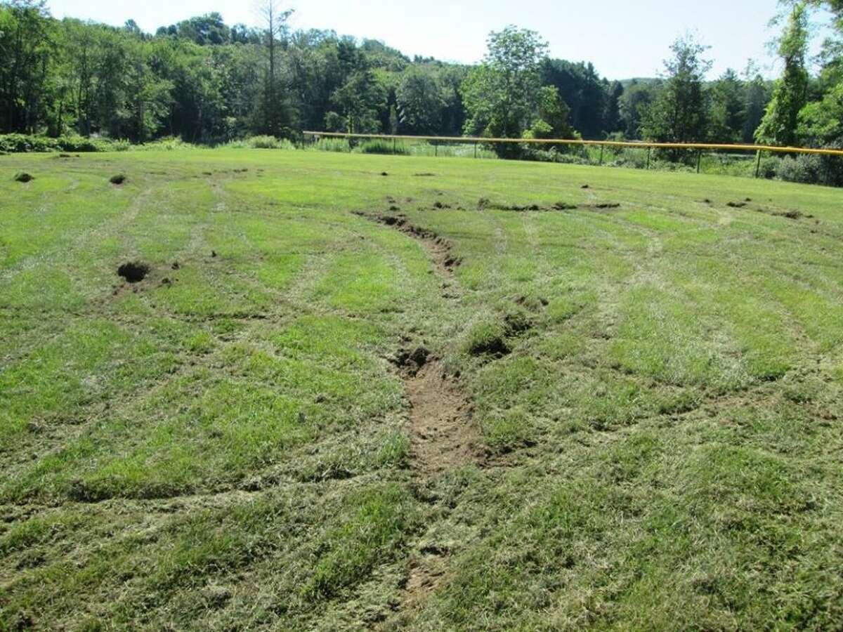 Shadow Lake ball field
