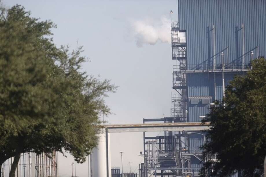 Workers were injured Friday in an explosion at the SunEdison chemical plant in Pasadena.
