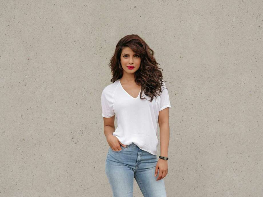 Priyanka Chopra says she looks for a compelling story when selecting scripts. Photo: ALEXI HOBBS, STR / NYTNS