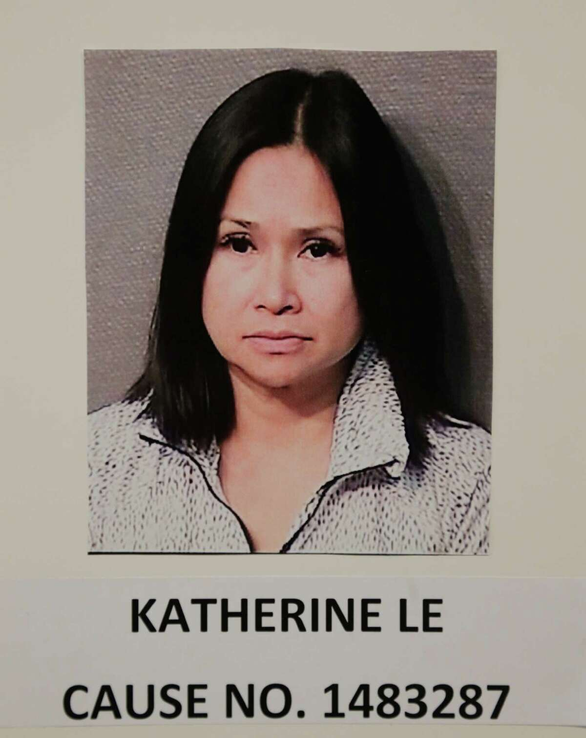 An photo of a defendant in a game room money laundering case in Harris County.