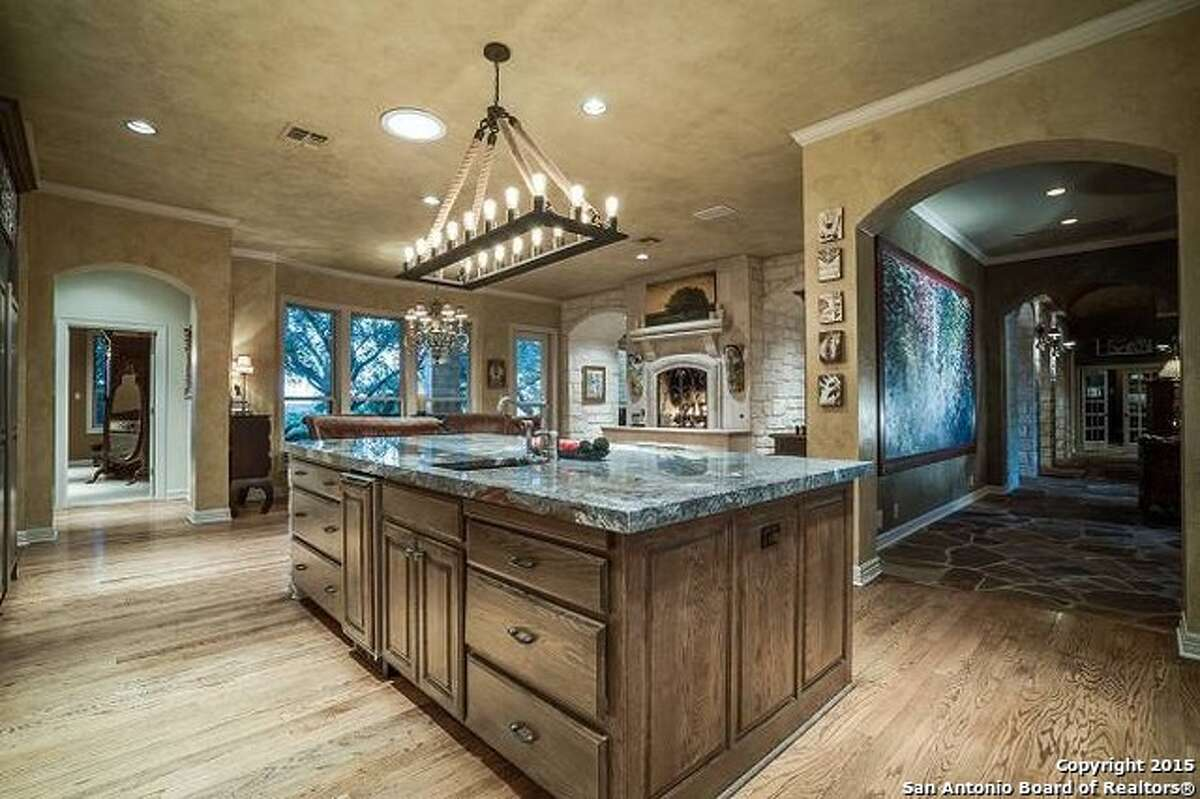 555 Cordillera Trace Price: $2.35 million Bedrooms: 4 Bathrooms: 4.5 Square footage: 5,458 Features: Chef's kitchen, exercise room, study, pool, horse barn with loft MLS: 1134034