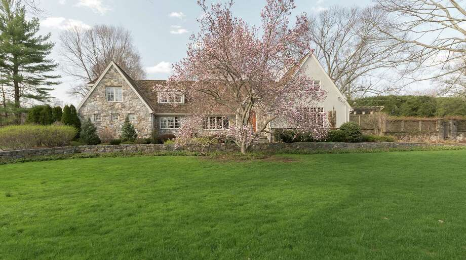 The property at 1 East Meadow Road is on the market for $2,199,000. Photo: Contributed / Contributed Photo / Westport News