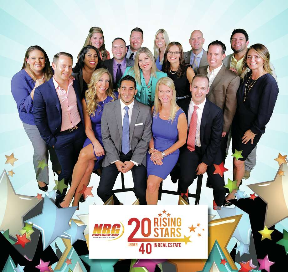 "HAR's sixth annual NRG ""20 Under 40 Rising Stars in Real Estate Awards"" went to 20 Houston-area real estate professionals 40 years old or younger who demonstrated excellence during the past year in the areas of sales, leadership and community service."