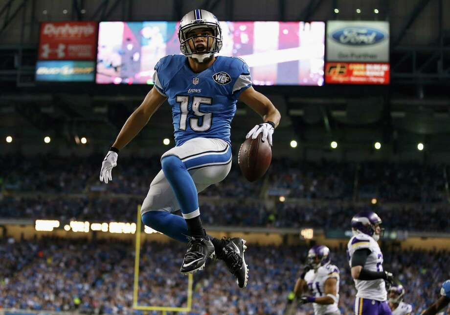 1. Golden Tate returnsTate was a key contributor as a receiver and punt returner from 2010 to Seattle's Super Bowl season in 2013 but ended up departing for Detroit after that season when the Lions handed him a five-year, $31 million contract. He responded with a career year, nabbing 99 receptions for 1,331 yards and four touchdowns in 2014, establishing himself as a viable safety net for quarterback Matthew Stafford opposite Calvin Johnson. Monday marks the first time Tate will return to CenturyLink to take on his old comrades. The Notre Dame product is known for his occasionally brash attitude, a trait that made him a fan favorite in Seattle but has also drawn the ire of opponents and opposing fans alike. The matchup between Tate and the equally boisterous members of Seattle's Legion of Boom secondary figures to be a fun one to keep an eye on. Photo: Gregory Shamus, Getty Images / 2014 Getty Images