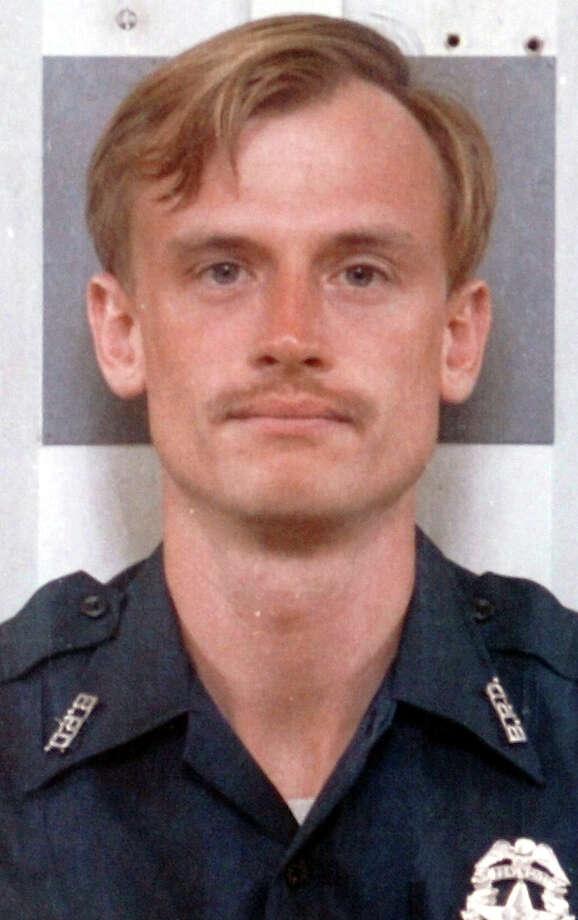 Police Officer Paul Douglas Hulsey, Jr. killed by Michael Lee Lockhart Enterprise file photo