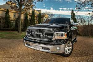 2015 Ram 1500 plays in tough redesigned pickup field - Photo