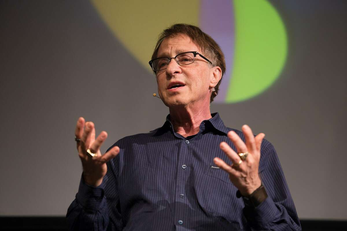 Futurist Ray Kurzweil speaks at Singularity University in Mountain View on Monday, Sept. 28. Mountain View, CA- Ray Kurzweil addresses students participating in Singularity University's Executive Program July 2015 as they conclude their week.