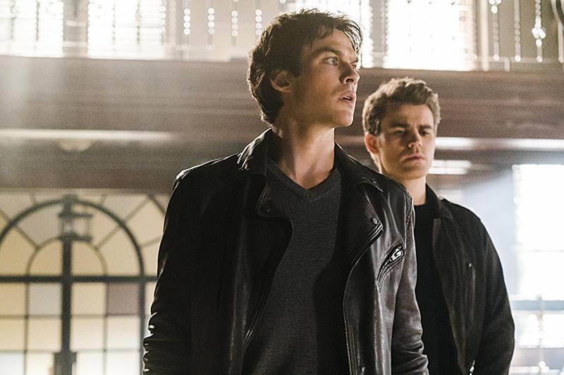 The Vampire Diaries Finale: How Elena's Presence Will Be Felt - seattlepi.com