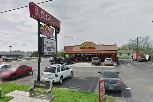 EL POTOSINO MEXICAN RESTAURANT: 1105 BANDERA RD  San Antonio , TX 78228