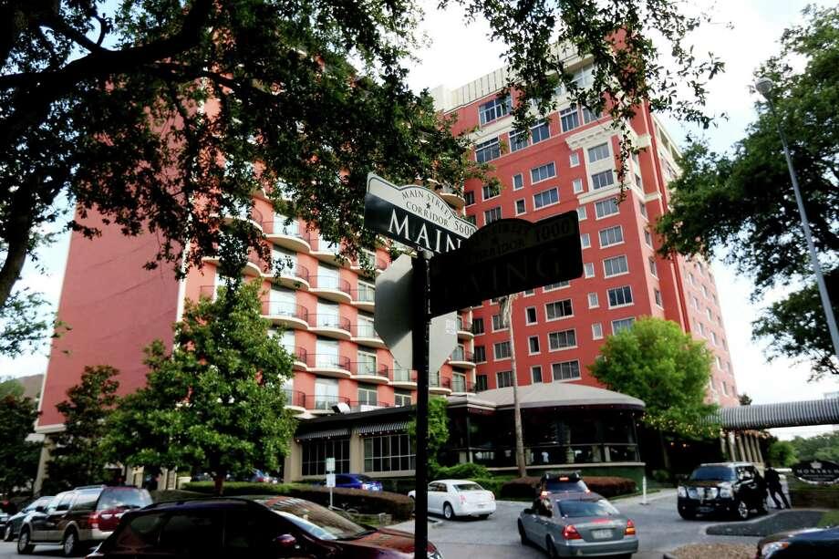 >>> See the four top-rated hotels in Houston, according to U.S. News 12.Hotel ZaZa Houston Photo: Gary Coronado, Staff / © 2015 Houston Chronicle