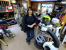 Liz and Brad Van Gemert, of Monroe, recently opened Dad's Consignment at 317 S. Main St. in Newtown.