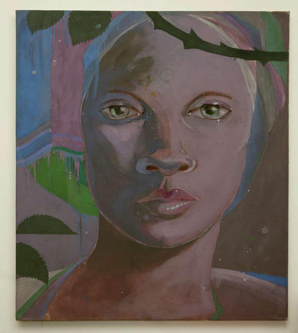 FAVORITE ARTWORK: A painting by Anastasia Sams