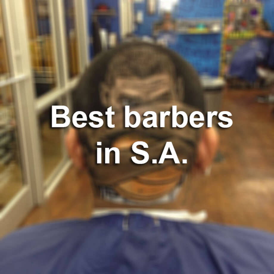 Click through the slideshow to see some of the best barbers in San Antonio.