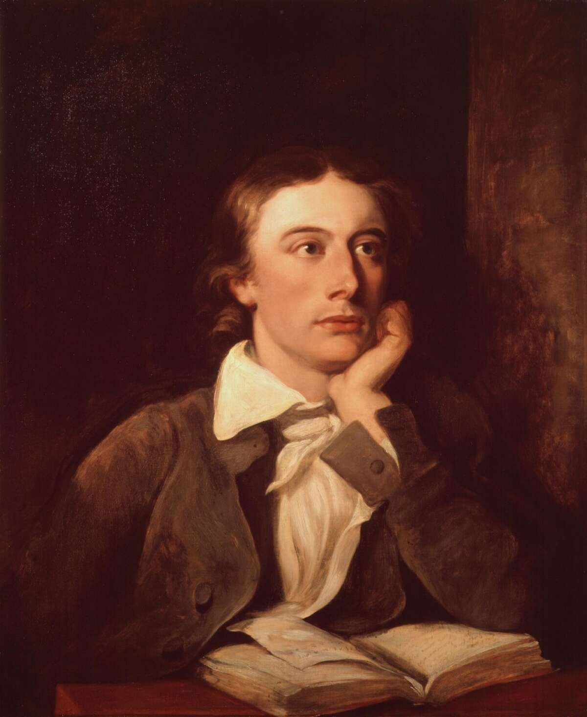 John Keats The English Romantic poet died in 1821 at the age of 25 of tuberculosis.