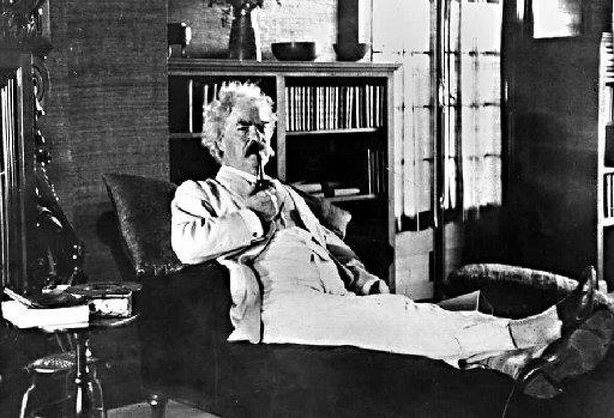 No panic needed Halley's Comet appears every 76 years, but in 1910 the world was convinced it would collide with our planet, killing everyone. Panic was widespread. It didn't, of course, but it did carry off the writer Mark Twain, who had been born at the previous sighting of Halley's Comet.