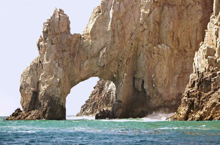 Chronicle reader Glenn Gibler of Houston submitted this vacation photo taken in Cabo San Lucas, Mexico.