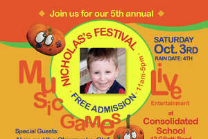Annual Nicholas Tersigni benefit Saturday in New Fairfield - Photo