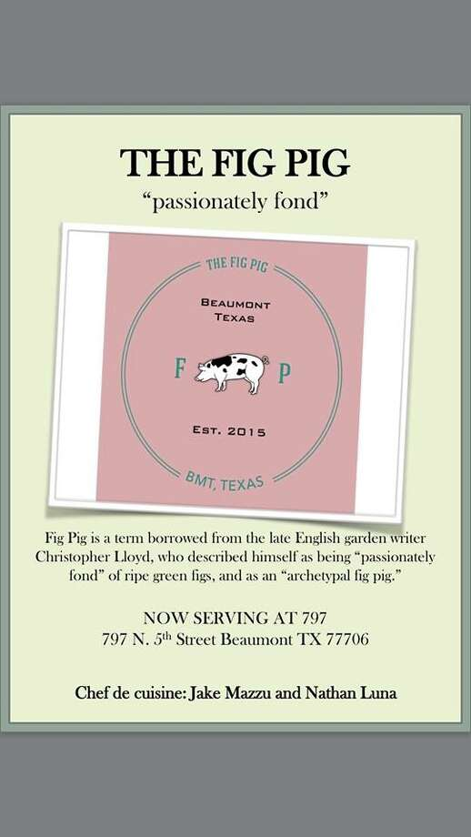 The Fig Pig, located at N. 797 N. 5th St., will have a soft opening beginning Oct. 15.