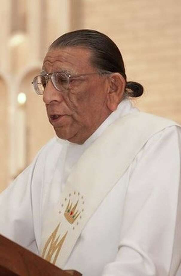 Deacon Pedro Patlan had important roles at St. Paul Catholic Church. Photo: Courtesy / Courtesy