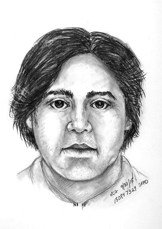 San Francisco police are looking for this man, who they say assaulted a boy in a bathroom at a public library on Sunday, Sept. 27, 2015. Photo: Courtesy, San Francisco Police Department
