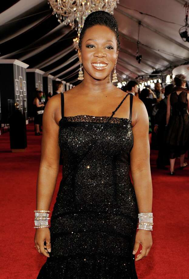 LOS ANGELES, CA - JANUARY 31:  Singer India.Arie arrives at the 52nd Annual GRAMMY Awards held at Staples Center on January 31, 2010 in Los Angeles, California.  (Photo by Larry Busacca/Getty Images for NARAS) Photo: Larry Busacca / 2010 Getty Images