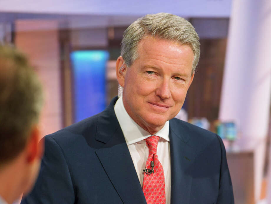 "David Westin, anchor of Bloomberg Television's new morning show, ""Bloomberg Go,"" says he hopes the show will live up to his vision. Photo: Dave Cross, HONS / Bloomberg"