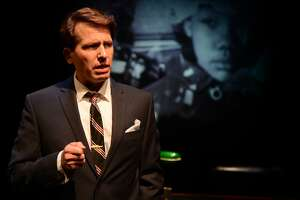 "San Jose Stage Company's ""RFK' opens 33rd season - Photo"