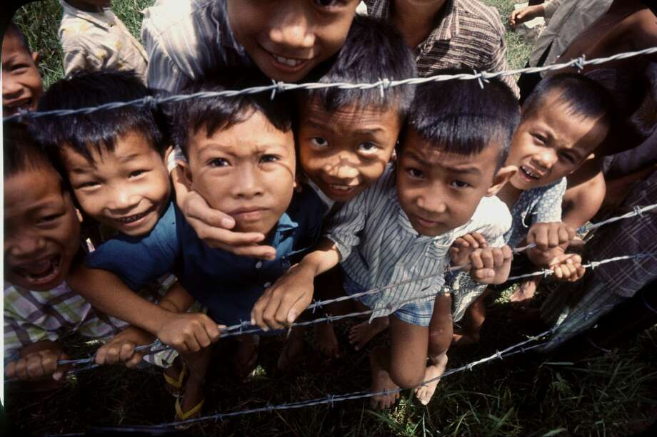 Bernie Kolenberg Vietnam War coverage photo, undated. (Bernard Kolenberg/Times Union archive) Photo: BERNIE KOLENBERG / ALBANY TIMES UNION