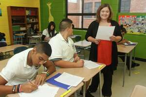English-language learners have the lowest graduation rate of all subgroups, at 71.5 percent statewide.