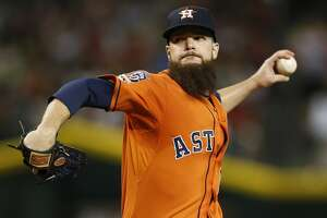 15 things you need to know about Astros ace Dallas Keuchel - Photo