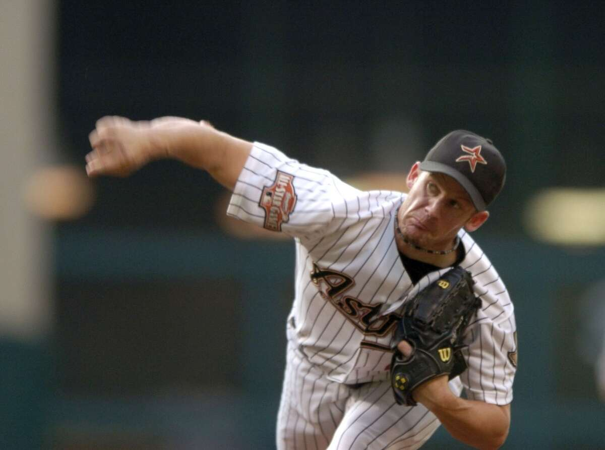 No. 15 seed: Astros pinstripes (2000-12) Despite never having worn pinstripes in their history, the Astros introduced these home jerseys when the team made the move to Minute Maid Park in 2000.