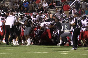Spring ISD drops hammer after bench-clearing football brawl - Photo