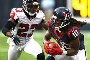 McClain's guide to Texans vs. Falcons - Photo
