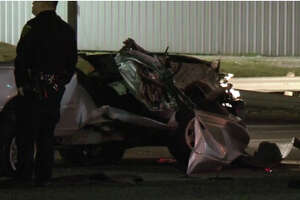 One dead after gruesome big-rig accident - Photo