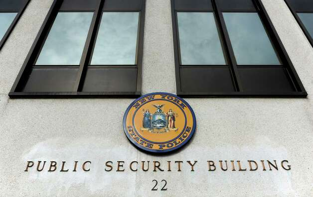 State Police Headquarters on Thursday, Oct. 1, 2015, at Harriman State Office Building Campus in Albany N.Y. (Cindy Schultz / Times Union) Photo: Cindy Schultz / 10033596A