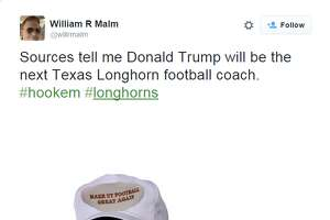 Longhorns fans air their woes on Twitter - Photo