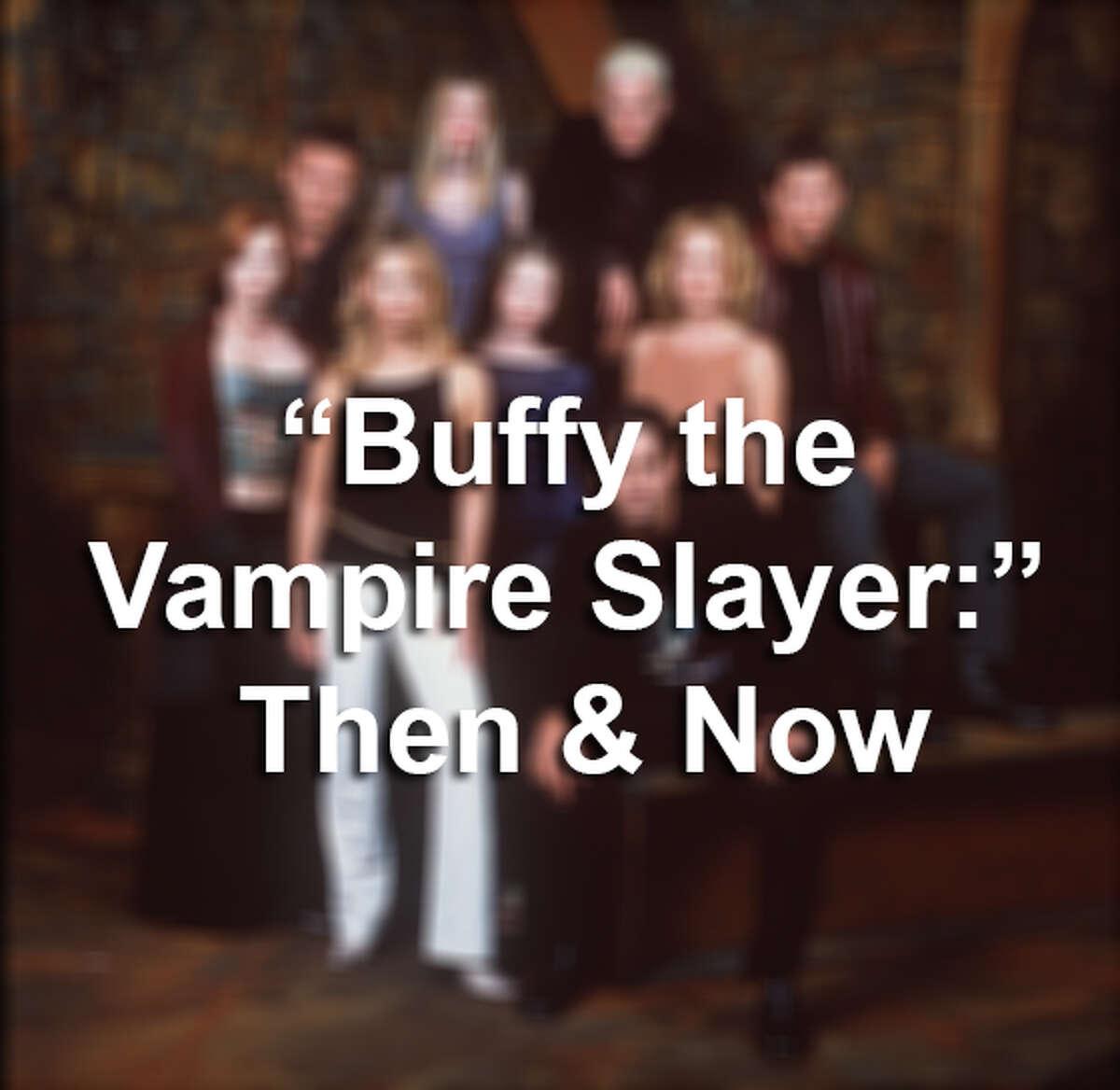 """Buffy the Vampire Slayer"""