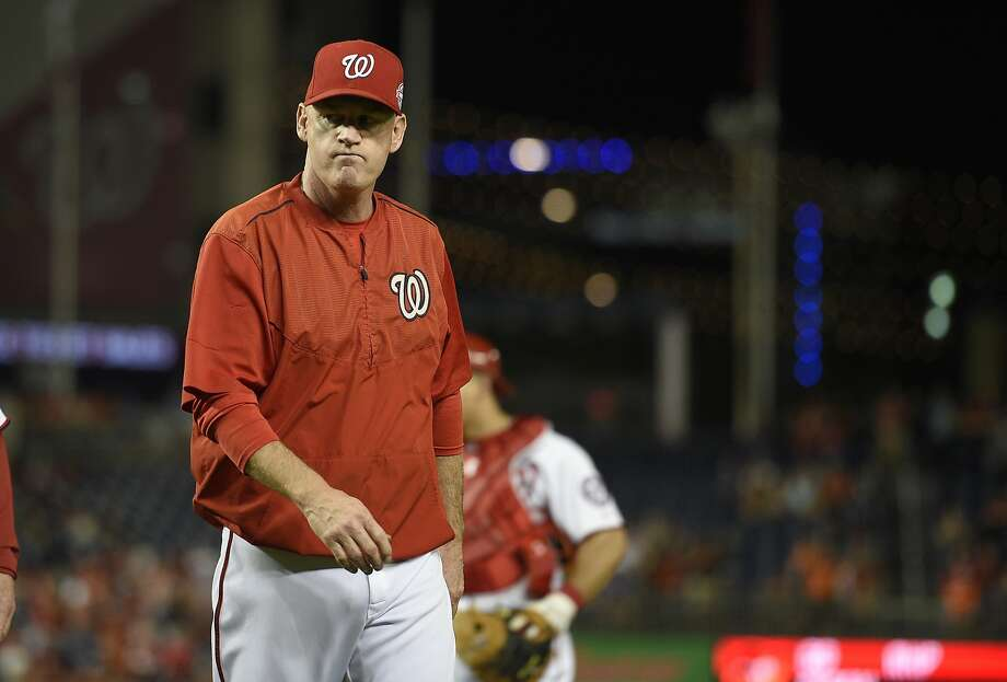 Nationals manager Matt Williams was the NL Manager of the Year last season. Photo: Nick Wass, Associated Press