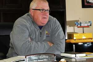 A conversation with UAlbany football coach Greg Gattuso - Photo