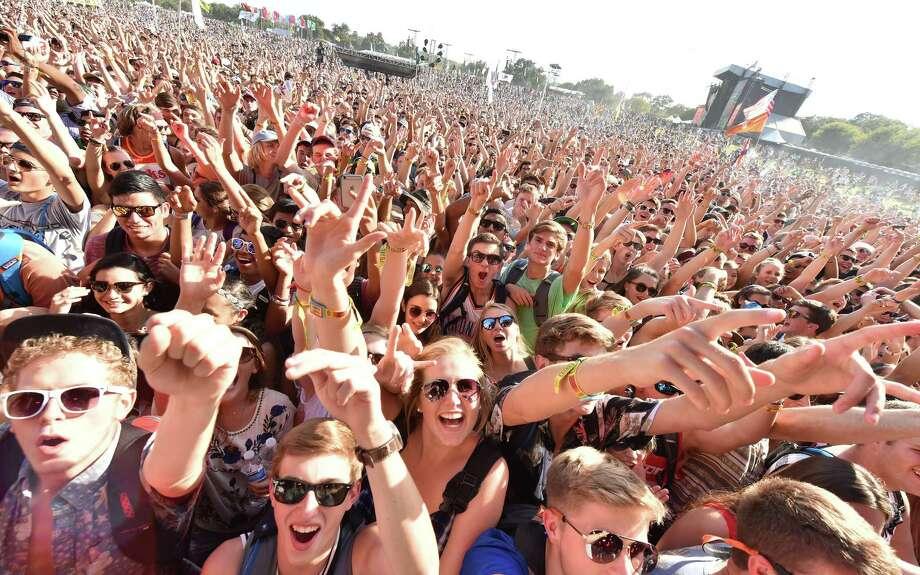 A general view of the atmosphere during the 2015 Austin City Limits Music Festival at Zilker Park on October 2, 2015 in Austin, Texas. Photo: C Flanigan, Getty Images / 2015 C Flanigan