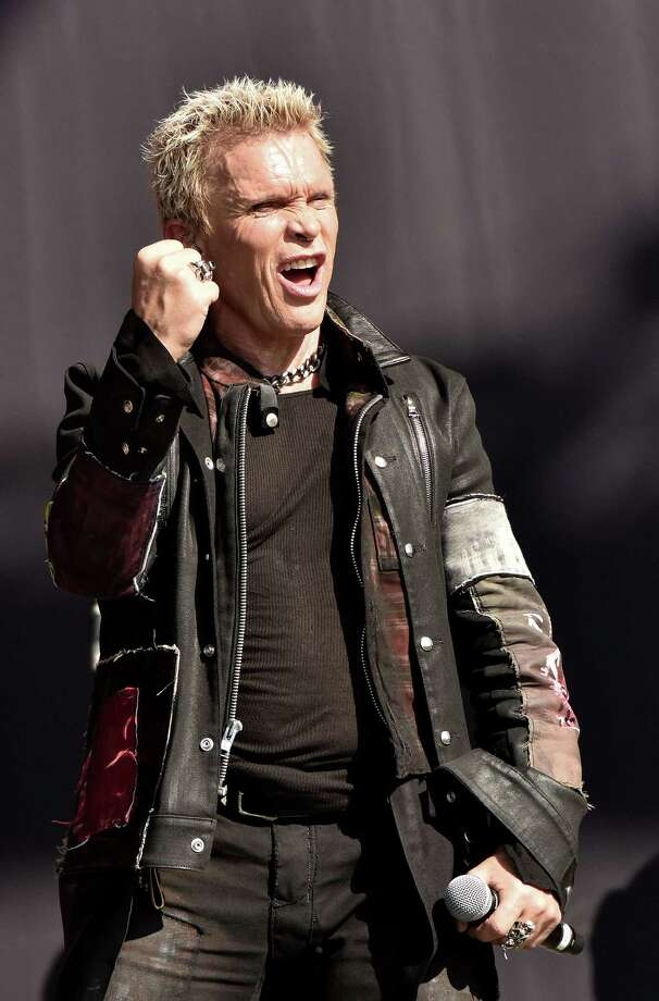 Billy Idol will return to the Tobin Center in September. Photo: C Flanigan, Getty Images / 2015 C Flanigan