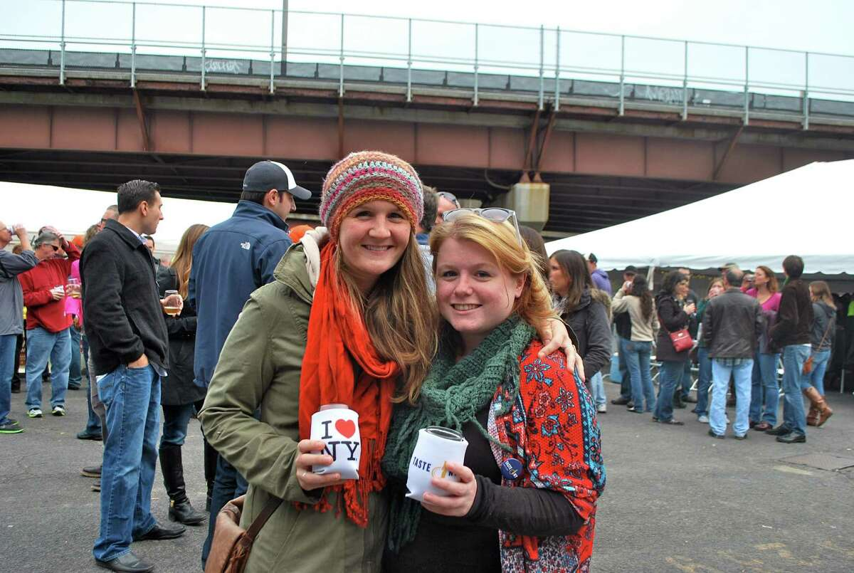 Were you Seen at the Albany Craft Beverage Trail's Drink Albany event at Quackenbush Square in Albany on Saturday, Oct. 3, 2015?