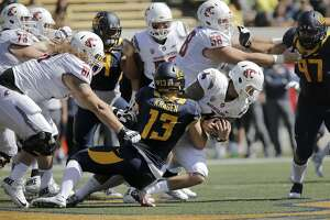Kyle Kragen emerges as valued pass rusher for Cal - Photo