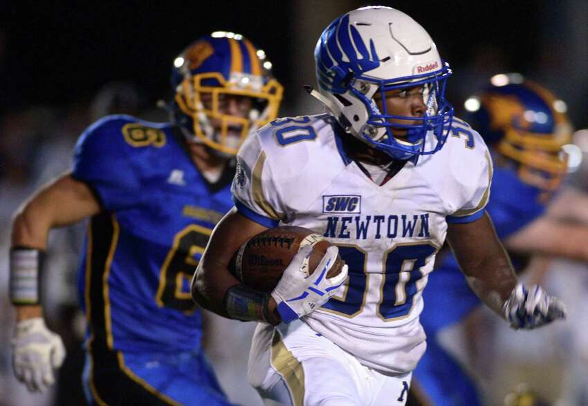 9. Nighthawks are soaring: Newtown won big for the fourth straight week, pounding Bethel 42-0. The Nighthawks have won each of their first four games by at least 28 points, outscoring the opposition 171-21 so far. (File photo)