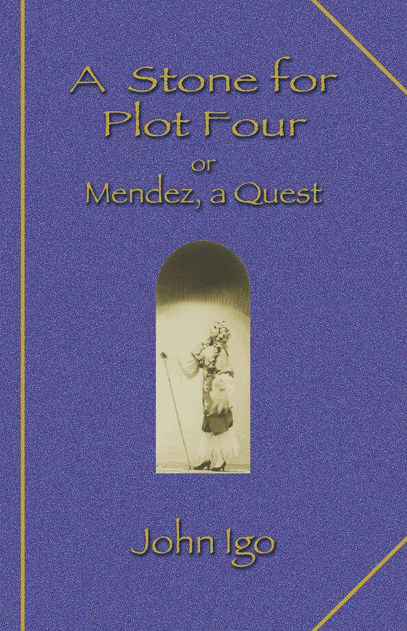 The cover of John Igo's book on writer Mendez Marks. Photo: Courtesy Photo