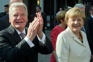 Germany marks 25 years of unity - Photo