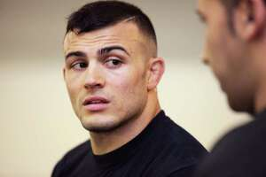 Brian Koonz: MMA fighting is Nick Newell's cup of tea - Photo