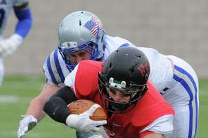 RPI football team beats Merchant Marine 27-7 in Troy - Photo